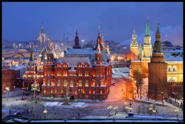 Moscow: the Kremlin2by Nightcitylights on DeviantArt 968