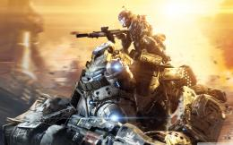 Titanfall Titans 2014 video game Wallpaper Full HD [2560x1600]Free 1580