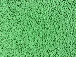 Smokey Blue Water Drops wallpaper, Green Water Drops wallpaper 827