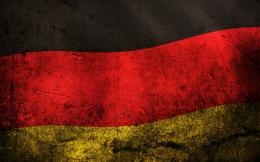 Grunge Flag Germany 1103