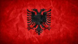 grunge flags national Albania wallpaper background 1118