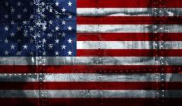 PhotosFaded American Flag Wallpaper Categories Nature Wallpapers 1335