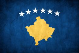 Kosovo Grunge Flag by think0 on DeviantArt 532
