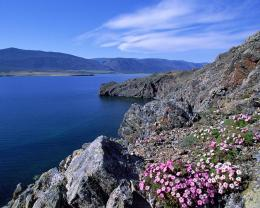 On Barakchin Isl In Lake Baikal Hd Wallpaper | Wallpaper List 828