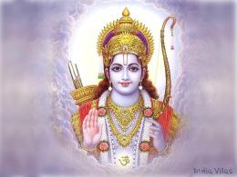 Hindu Gods HD Wallpapers: Lord Ram Wallpapers 521
