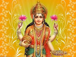 Goddess Lakshmi Wallpapers 1324