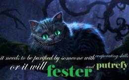 Cat Wallpapers, Cheshire Cat, 2010 Quotes, Alice In Wonderland, Google 1442