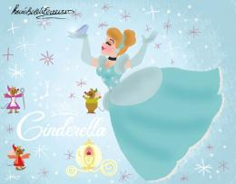 Cinderella wall painting by princessbeautycase on DeviantArt 1903