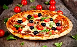 Delicious Pizza | Free Best Hd Wallpapers 1547