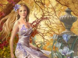 Fantasy images Fantasy Lady HD wallpaper and background photos 314