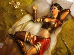 Prince of Persia game video art fantasy kaileena wallpaper | 1600x1200 1352