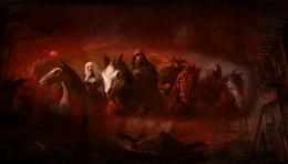 Horsemen of the Apocalypse by ItoGrimm68 on DeviantArt 212