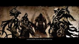 Four Horsemen Of The Apocalypse Wallpaper Darksiders Images & Pictures 1798