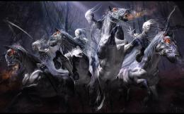 Four Horsemen Of The Apocalypse Wallpaper Darksiderswallpaper 1728