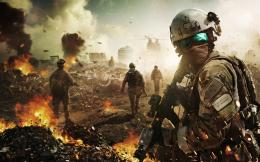 Ghost Recon Future Soldier Wallpaper, Tom Clancy's | Wallpapers 644