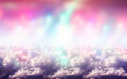 Glow in the clouds wallpapers and imageswallpapers, pictures 746