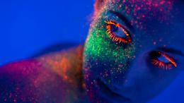 Make Up Wallpapers, Fluorescence Make Up Myspace Backgrounds 108