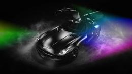 Car light abstract glow HD Wallpaper 405