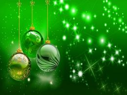 Christmas Green Decorations Sparkle Balls hd wallpaper #1623073 1300