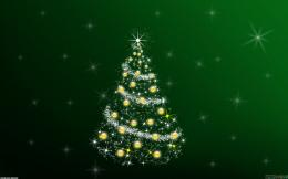 Green christmas tree wallpaper #20242Open Walls 1335