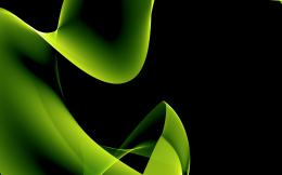 Green gradientMaterialFree Background 1614