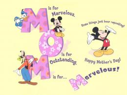 Mothers Day Cartoon Wallpapers | Desktop Background Wallpapers 152