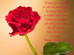 Happy Mothers Day Wishes and Greeting Cards Wallpaper 1263
