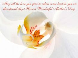 Happy Mother\'s Day Wish Wallpaper, High Definition, High Quality 514