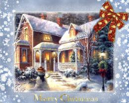 Wallpaper Pictures: Christmas Wallpaper 839