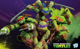 Cute Ninja Turtles Wallpaper Best #941 Wallpaper | High Resolution 863