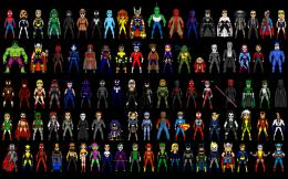 Collections Character Cartoon Superheroes Wall #10779 Wallpaper 543
