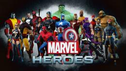 marvel heroes wallpaper by squiddytron customization wallpaper fantasy 439