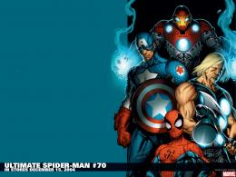 Digital HD Wallpapers: Amazing Marvel HQ Wallpapers Pack [Set 2] 948