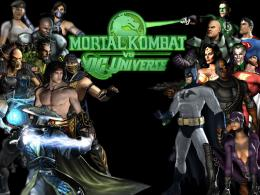Mortal Kombat Vs DC Universe Wallpaper | Mortal Kombat Vs DC Universe 423