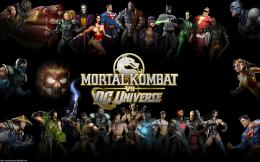 Mortal Kombat Video Game Mortal Kombat VsDC Universe 282132 220