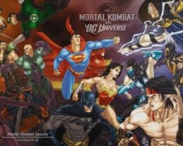 Mortal Kombat VSDC Universe Wallpapers 1268