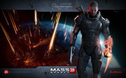 Mass Effect 3 Game Character Sfondi desktop | WallpaperPixel 1755