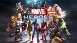 Marvel Heroes Video Game Characters desktop wallpaper | WallpaperPixel 170