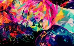 trippy psychedelic art | Psychedelic Visions | Pinterest 181