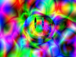 Psychedelic Smiley by flexdaw on DeviantArt 1590