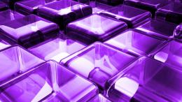 Surface, Blocks, Purple, Glass Wallpaper, Background Full HD 1080p 1843