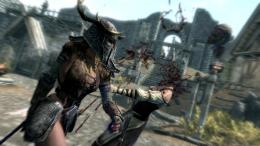 The Elder Scrolls Video Game The Elder Scrolls V: Skyrim 445814 838