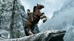 Download The Elder Scrolls V Skyrim Video Game Play HD Wallpaper 284