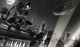 BackGallery Forspiderman noir wallpaper 1451