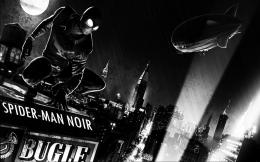 Spider Man Noir Wallpaper by s1nwithm3 on DeviantArt 137