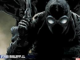 Download Marvel Spiderman Noir Wallpaper 1280x960 | Full HD Wallpapers 800