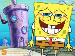 Smile BobSpongeBoB Square Pants Wallpaper 1517