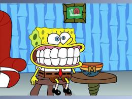 SpongeBob Big Smile Wallpaper , here you can see SpongeBob Big Smile 1352