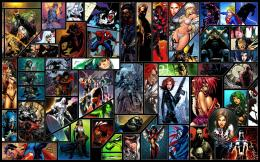 Dc comics superheroes marvel wallpaper | 2560x1600 | 15905 1579