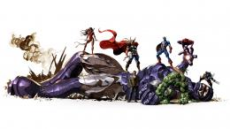 Marvel superheroes wallpaper757317 1041